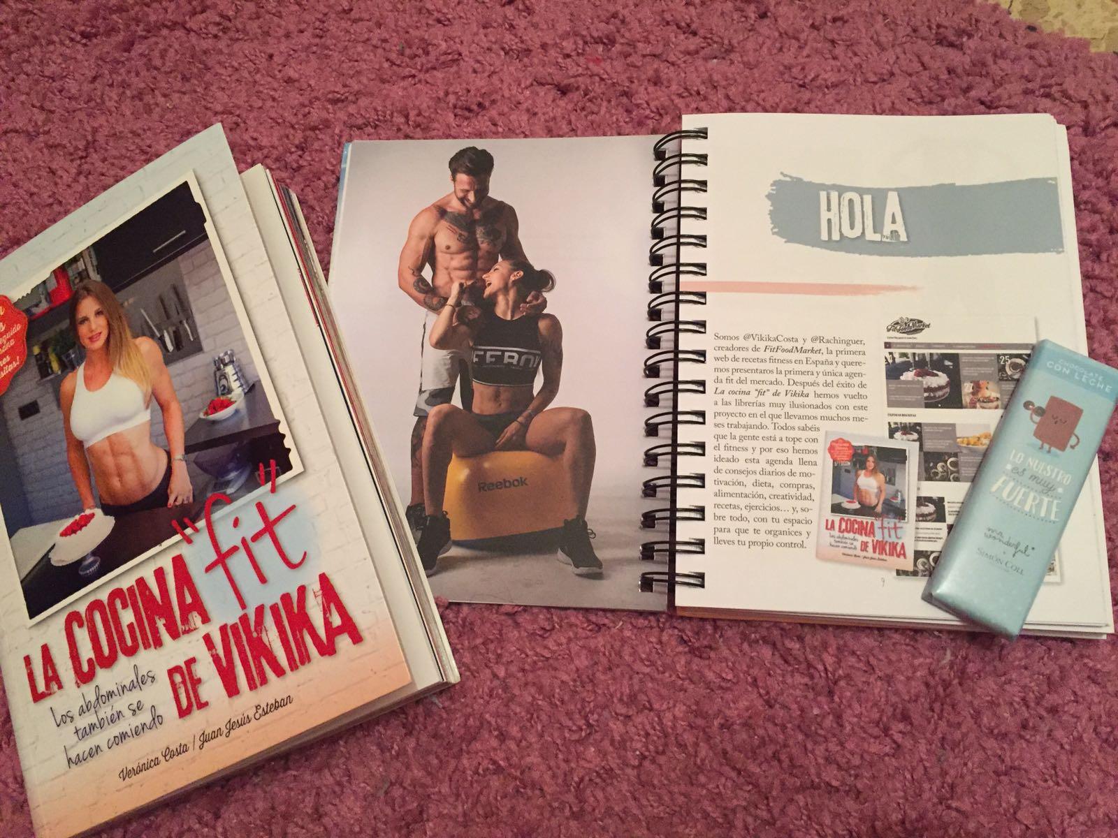 Te deseo un libro agenda fit be fitfoodmarket 201 - La cocina fit de vikika pdf ...