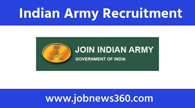 Indian Army, Chennai Recruitment 2020 for SSC Tech