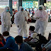 India records highest number of COVID-19 infections in 24 hours on Wednesday, but with a total of 42297 people recovering