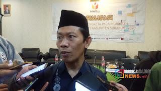 Koordinator Divis Badan Pengawas Pemilu (Bawaslu) Provinsi Jawa Barat Yulianto.
