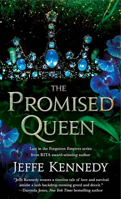The Promised Queen (Forgotten Empires, Bk3)