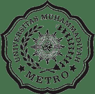 Download Logo UM Metro Hitam Putih PNG HD