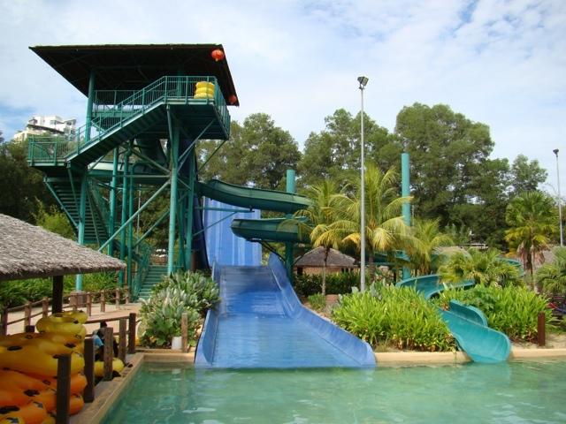 The Carnivall Water Park Sungai Petani, Kedah