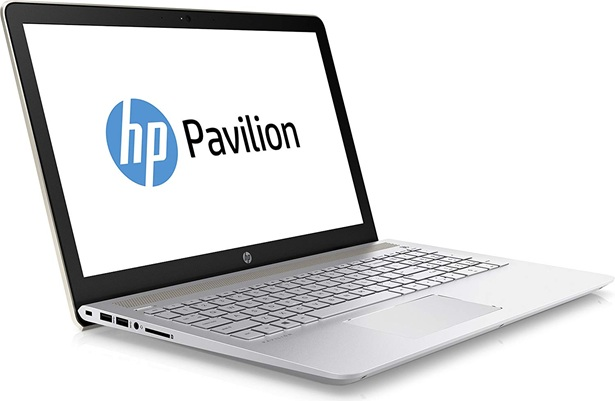 HP Pavilion 15-cc512ns: diseño y panel