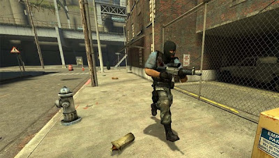 Counter Strike: Source versão Linux