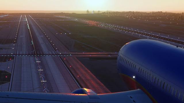 Imagem do X-Plane 11