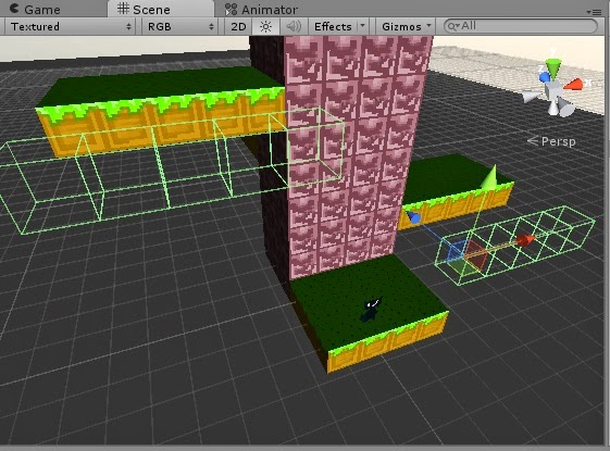 Greg and a duck: How to make a game like Fez in Unity: Part 3