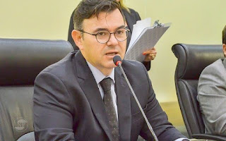 CORONAVÍRUS! Raniery Paulino sugere sessão virtual na ALPB
