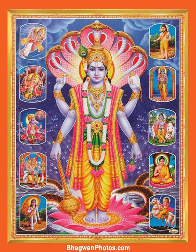 Lord Vishnu Ji Images & Vishnu Ji Images Photos Wallpapers