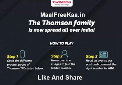 Free Thomson TV