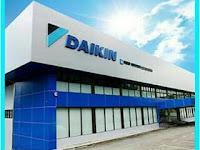 Lowongan Kerja PT Daikin Manufacturing Indonesia Cikarang Biie Terbaru 2019