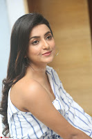 Avantika Mishra in One Shoulder Crop Top and Denim Jeggings ~  Exclusive 039.JPG