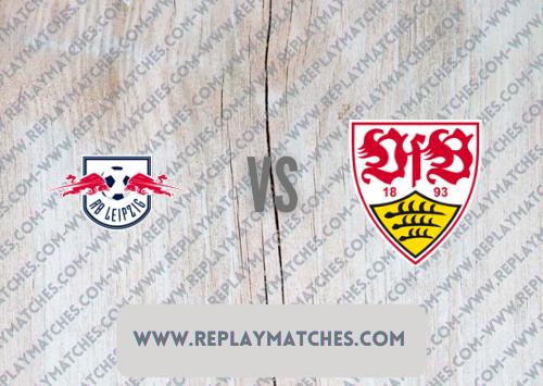 RB Leipzig vs Stuttgart -Highlights 20 August 2021