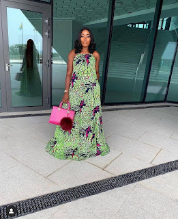 Latest Ankara Maxi Dress 2020 for Ladies