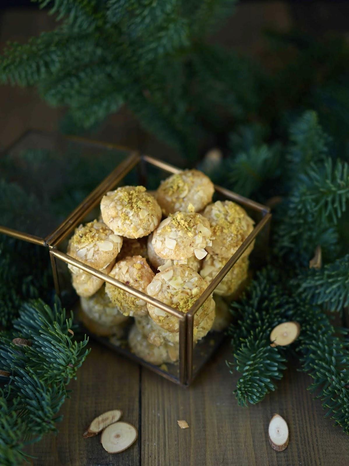 gâteaux moelleux , gâteaux de Noel , faciles à faire
