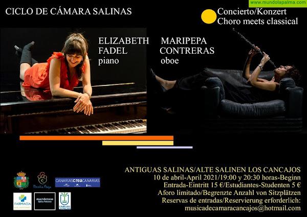 LAS SALINAS: Choro Meets Classical