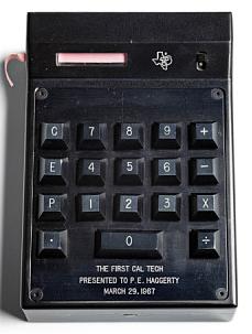 Kalkulator Genggam (Cal Tech)