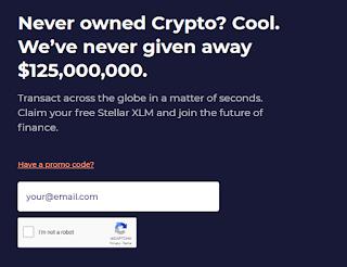 Gratis 25$ dan Bisa langsung di Payout ke indodax dari website blockchain