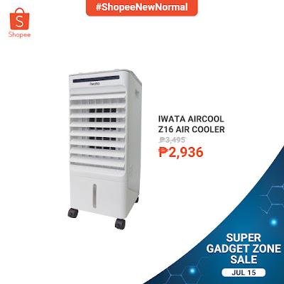 Air Cooler Shopee