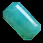 opalo azul andino de peru - piedra pulida - foro de minerales
