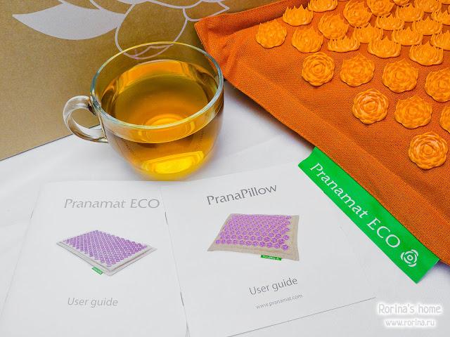 PranaPillow и Pranamat Eco: отзывы