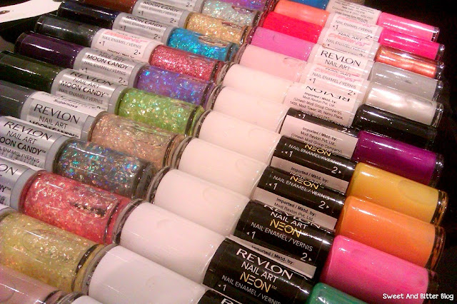 Revlon New Launches In India Revlon Nail Art Moon Candy