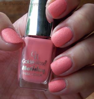 f46bba36fe Kolorowe lato na paznokciach - Golden Rose - Holiday 66