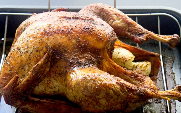 HOW TO COOK A TURKEY #dinner #chicken #healthyrecipes #turkey #food