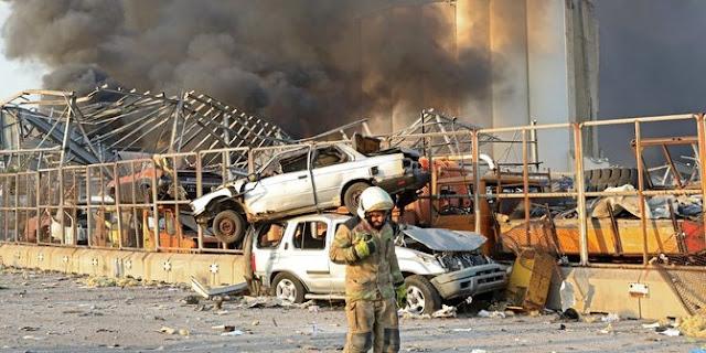 Otoritas Lebanon Tangkap 16 Orang Terkait Ledakan Beirut