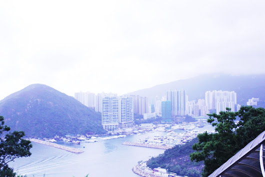 No Chill, Hong Kong: Day 3 - Ocean Park, Night Shopping & Avenue of Stars