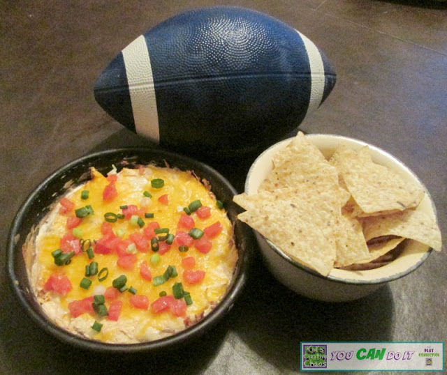 How to make Taco Dip Recipe for Appetizers.