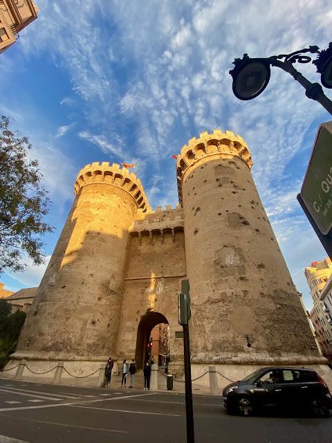Torres de Quart, Valencia, Spain