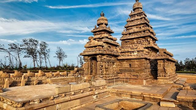 Tourist Places In India - Mahabalipuram - The UNESCO World Heritage Site