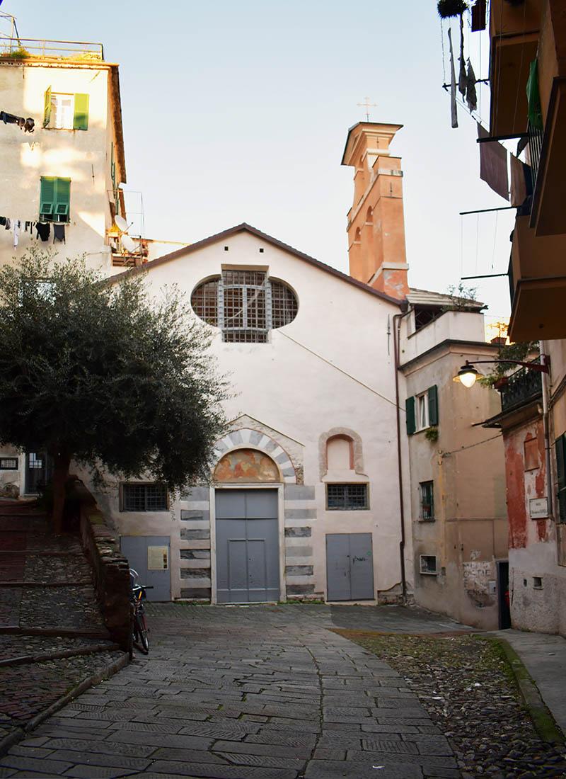 San Bartolomeo dell'Olivella Genova