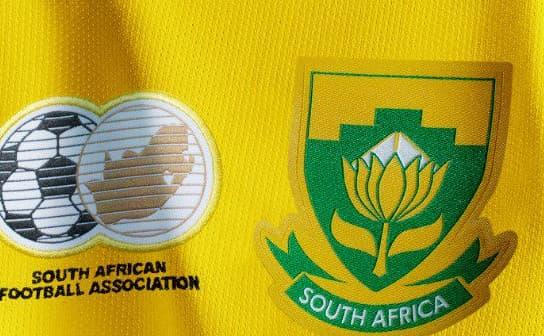 南アフリカ代表 2018 ユニフォーム-ホーム