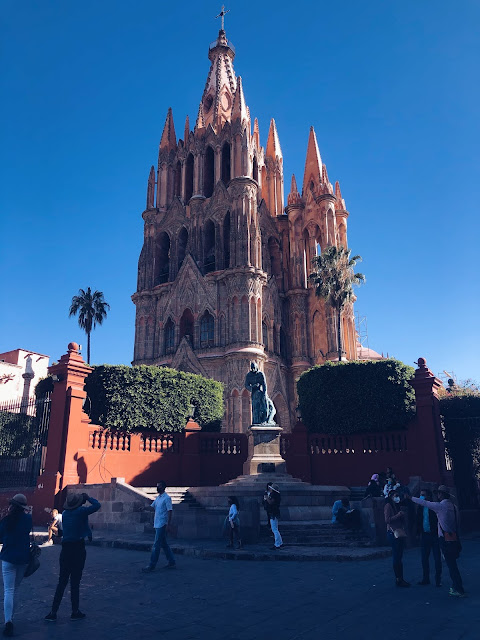 Parroquia de San Miguel Arcángel - San Miguel de Allende