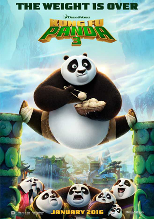 Kung Fu Panda 3 2016 BRRip 720p Dual Audio In Hindi English ESub