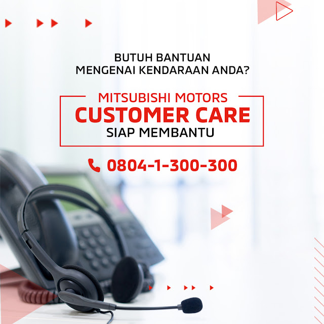 hotline customer care mitsubishi