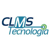 Logotipo criado para CLMS Tecnologia por Minuta Linguagem Visual