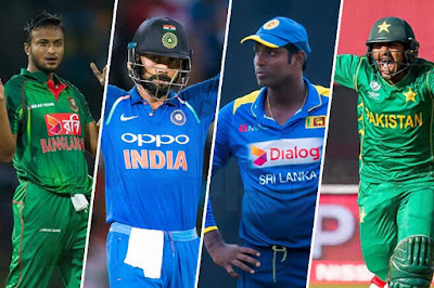 Asia Cup 2019 details