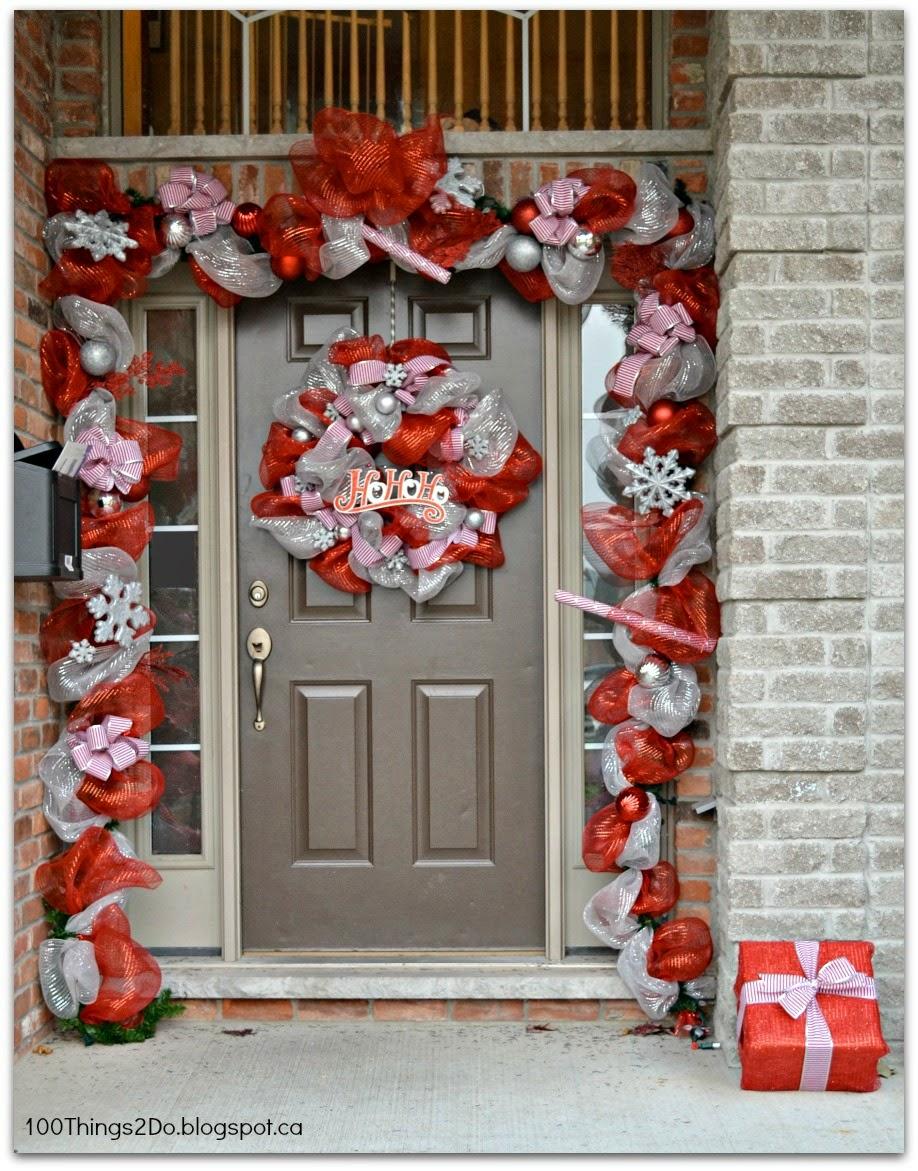 Deco Mesh Wreath 100 Things 2 Do