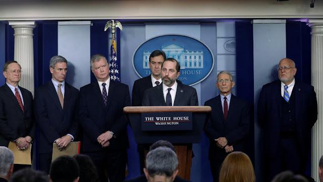 El secretario de Salud de EE.UU. declara la emergencia pública por el coronavirus