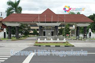 Alamat Kanreg I BKN Yogyakarta
