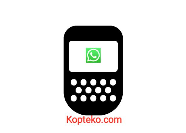 WhatsApp Tidak Bisa Dibuka di Blackberry