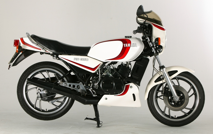 Motopuntolinea  Yamaha Rd 350 Lc