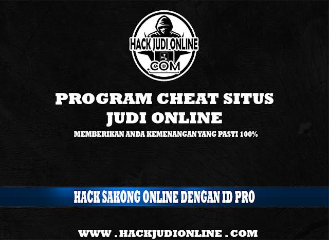 Hack Sakong Online Dengan ID Pro