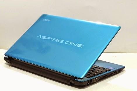 Acer AO 756 second