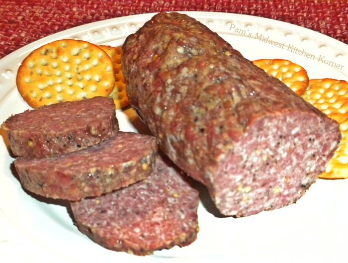 Bubba's Winning Homemade Summer Sausage