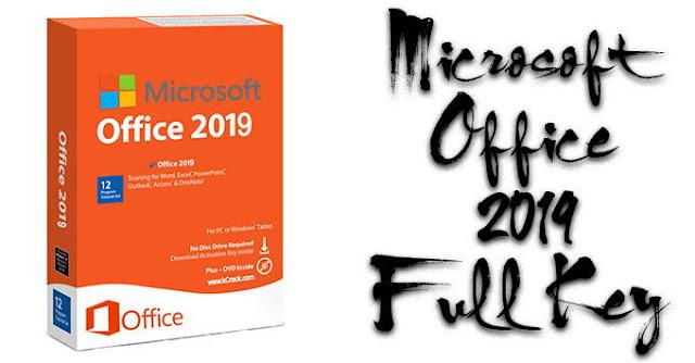تحميل برنامج اوفيس Microsoft Office 2019 كامل مع الكراك