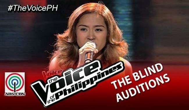 Abbey Pineda Sings 'I Just Can't Stop Loving You' on The Voice of the Philippines Season 2 Blind Audition